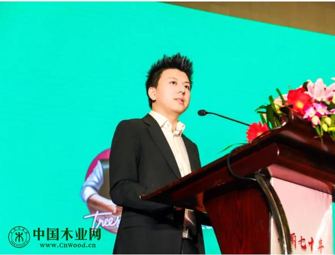久盛地板有限公司董事长 张凯