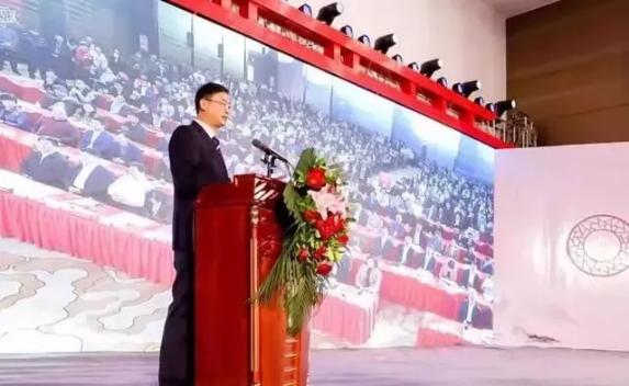 东阳市委副书记、代市长楼琅坚主持开幕式