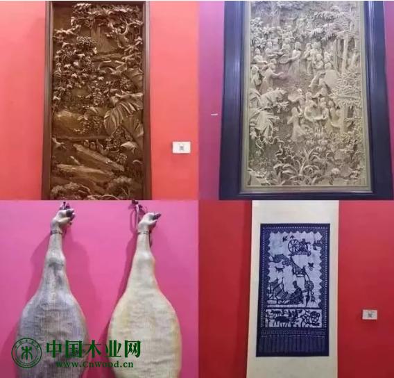 中国工艺美术大师作品部分展品