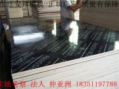 安邦木业-清水模板系列