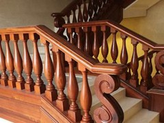 大宇木业-楼梯系列