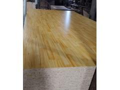 15厘刨花板颗粒板贴面免漆板工厂批发价格