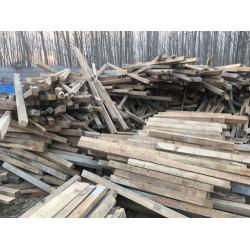 高价收购旧方木