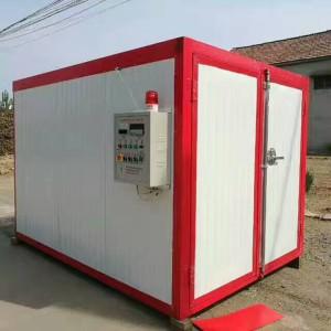 热销博远高温烤漆房 无尘环保烤漆房 烘干房 标准烤漆房