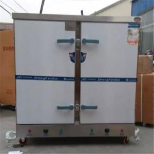 博远馒头蒸箱 双门大型蒸箱 蒸玉米馒头蒸箱