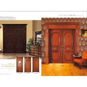 福临门业- 实木复合烤漆门