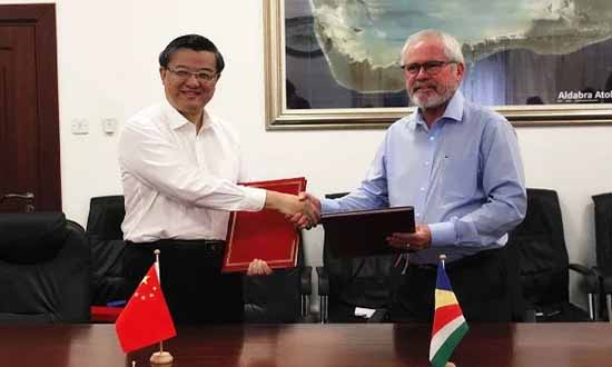 中国海关总署署长访问南非,探讨双边贸易价格低报问题