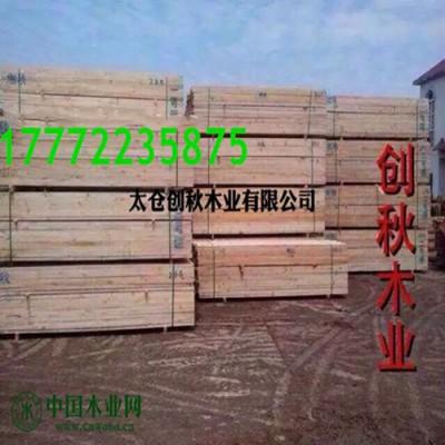 温州松木工地木方价格