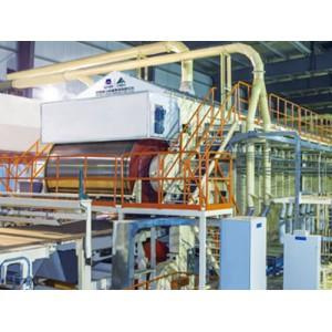 福马机械- 连续平压热压机