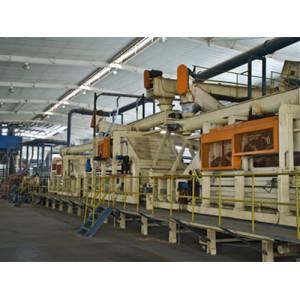福马机械-刨花板生产线成套设备