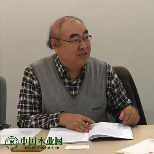 北京林业大学教授 赵广杰