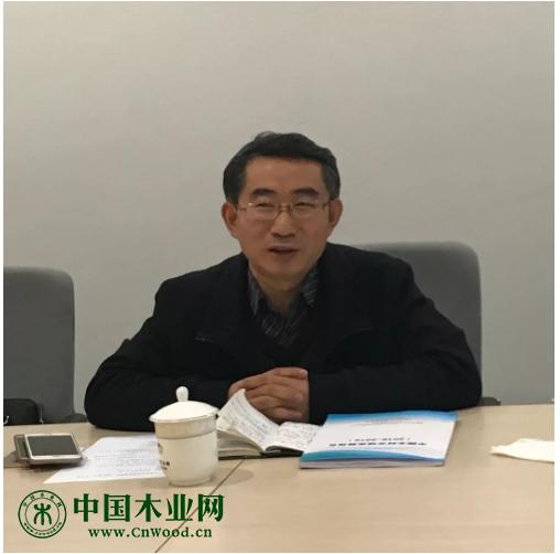中国物流信息中心总经济师 陈中涛
