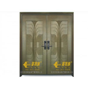 英格丽-钢木铸铝门系列