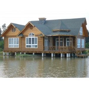 森景木业-木屋别墅系列