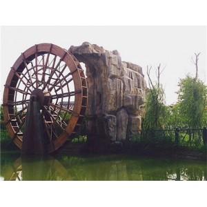 伟文木制品-水车系列