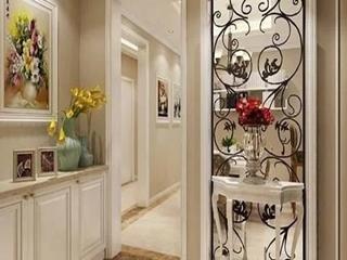 家装设计中的玄关设计