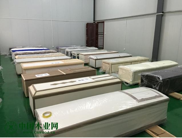 山东曹县庄寨镇如何成为日本棺木市场主导者?