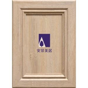 安菲美居实木拼框门