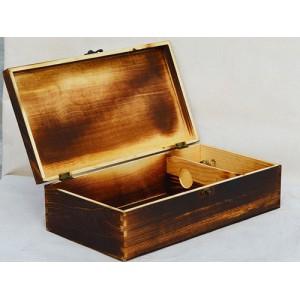 颜禾-木制红酒盒