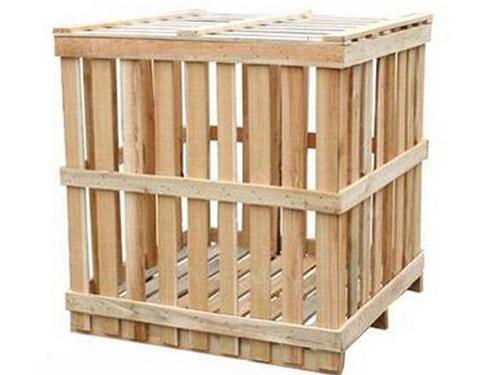 同力-木质包装箱