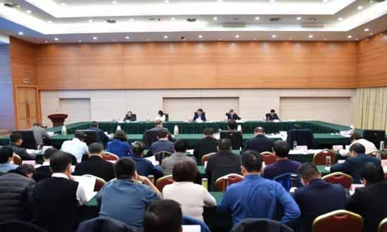 江苏沭阳县召开全县木材加工、冶金等安全生产专项整治工作会议