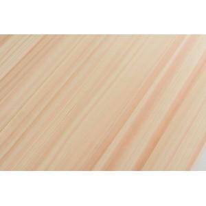 日本桧木拼板 高质量 全直纹 日本进口板材 无节/有节
