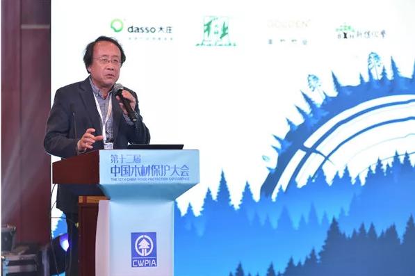 浙江大学ZJUI能环与基础设施科学系主任、教授肖岩分享《工程竹GluBam和正交胶合竹木CLBT的研发和应用》