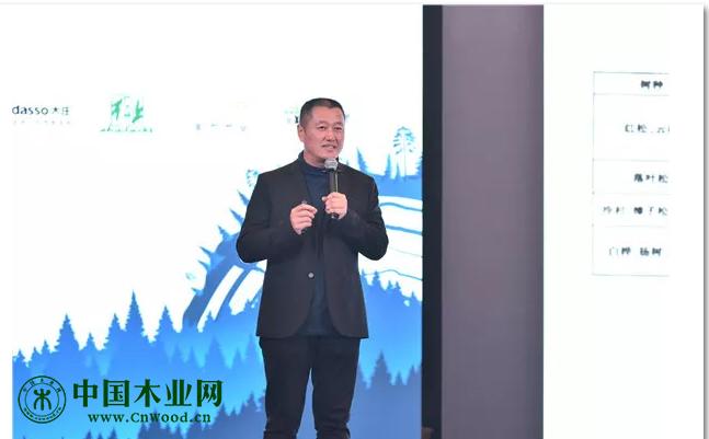 杭州大索科技有限公司副总经理刘红征分享《户外竹材创新与应用》