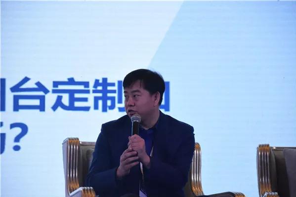 中国木材保护工业协会常务副会长党文杰