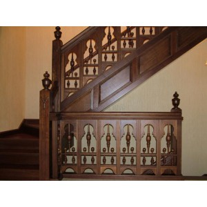 润格木业-楼梯系列