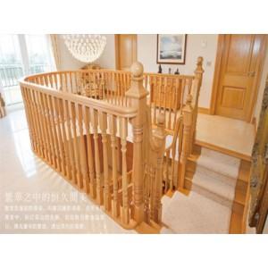嘉华木业-楼梯系列