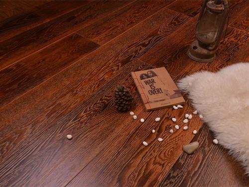 世欣木业-实木多层地板系列