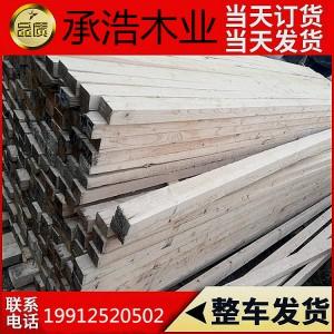 三门峡松木建筑方木批发商