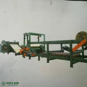 横人造板/拼板机