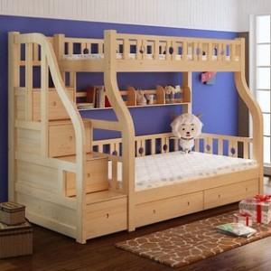 松木儿童家具