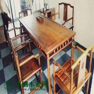 实木定制桌椅
