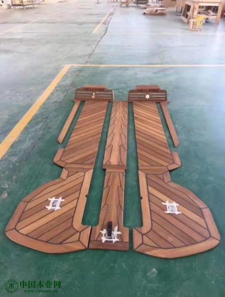 商务车原木地板