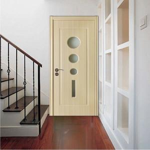 专业生产实木复合烤漆门