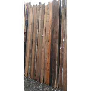 旧木材销售:杉木檩条,松木方料,松木片料等