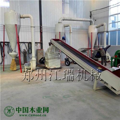 江瑞机械-农用打糠机秸秆木渣机
