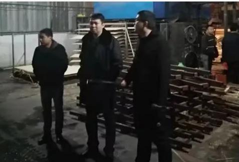 临沂开展板材厂夜查行动