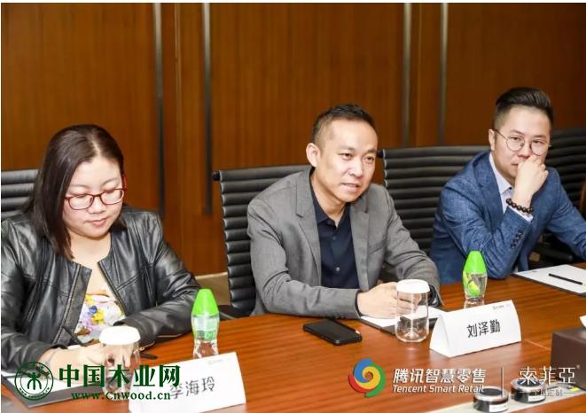 索菲亚营销中心总经理刘泽勤