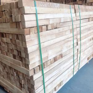 低价出售橡胶木方条、楼梯柱子料