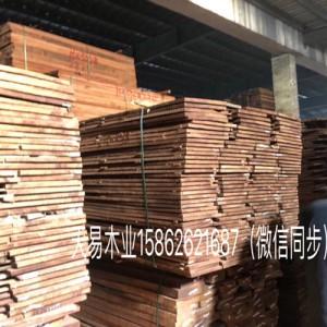 大量供应—刚果花梨板材(家具材)