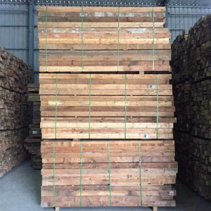 供应二手工程木方、 包装木方