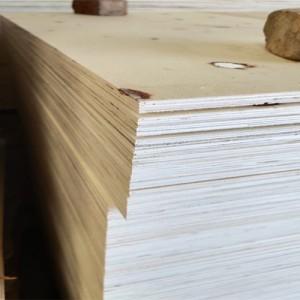 厂家直销杨木多层板胶合板