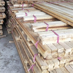 长期供应杉木规格料及原木