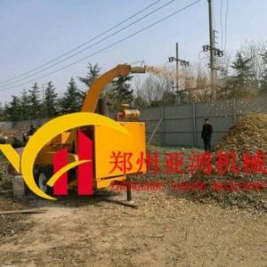 北京果树枝粉碎机