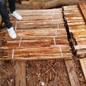 跳楼价处理柞木杂木条