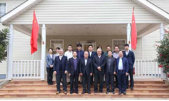 日本NOVOPAN工业株式会社到访丰林集团